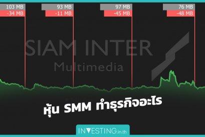 หุ้น SMM ทำธุรกิจอะไร
