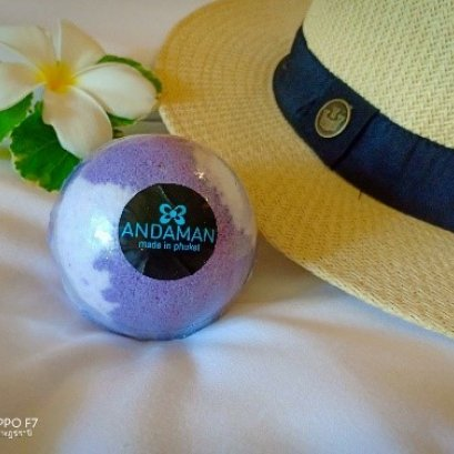 ANDAMAN After Sun Bath Bomb Love Spell