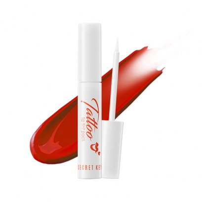 Tattoo Lip Tint Pack #02 Scarlet Red