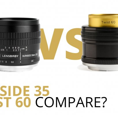 How do Burnside 35 and Twist 60 compare?