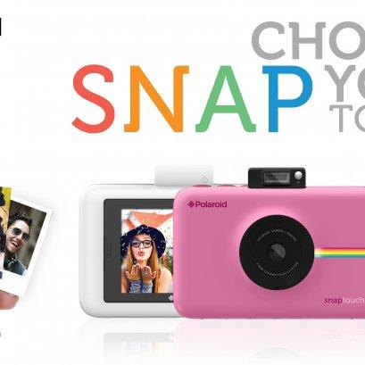 [Introduce] - Polaroid Snap Touch