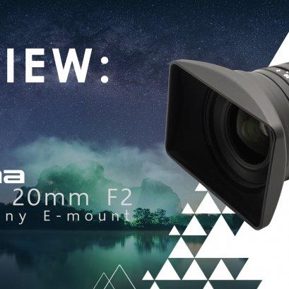 Review : Tokina FiRIN 20mm F2 by Kamon Supasawat