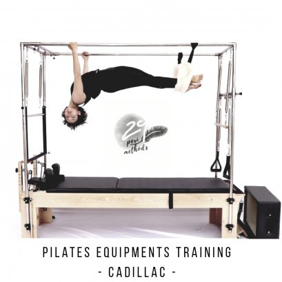Pilates Equipment- Cadillac and Ladder Barrel