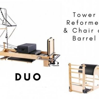 Tawer Reformer & Chair or Barrel
