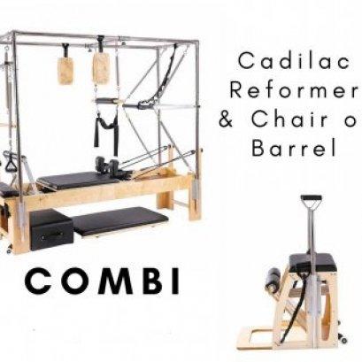 Cadilac Reformer & Chair or Barrel