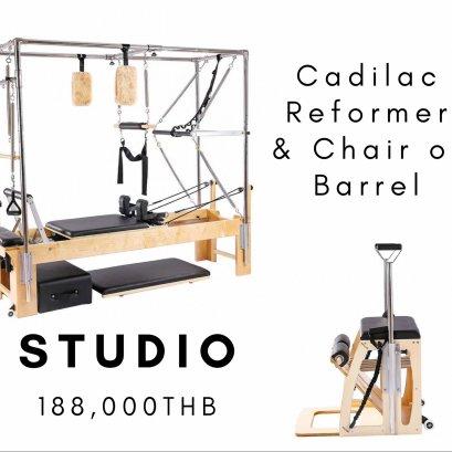 Pro 04 Cadillac Reformer Chair or Barrel