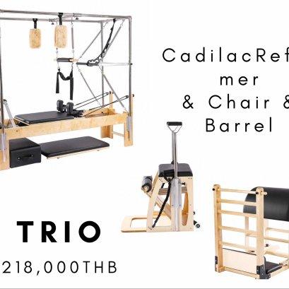 Pro 01 Cadillac Reformer Chair Barrel