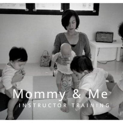 Mommy & Me Instructor Training