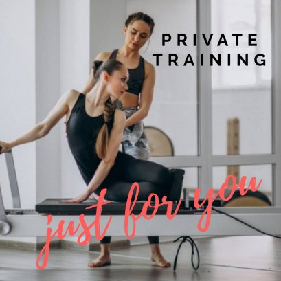 Private Coaching.