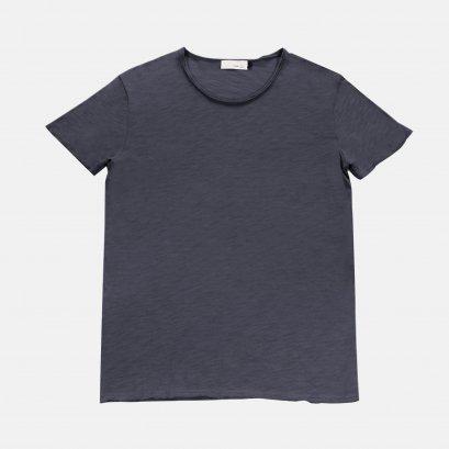 เสื้อยืดคอกลม Artist Tee สี้เทาเข้ม