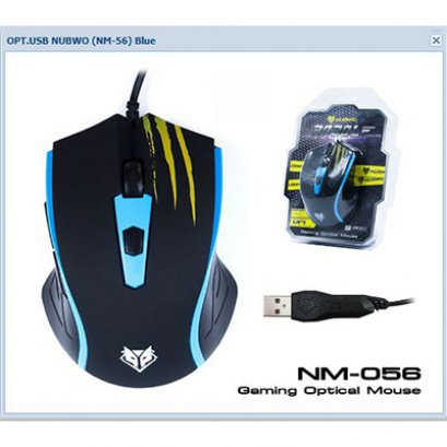 Mouse USB Nubwo NM-056