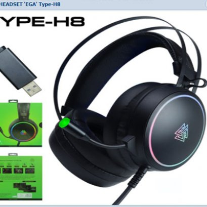 Gaming Headset TYPE-H8