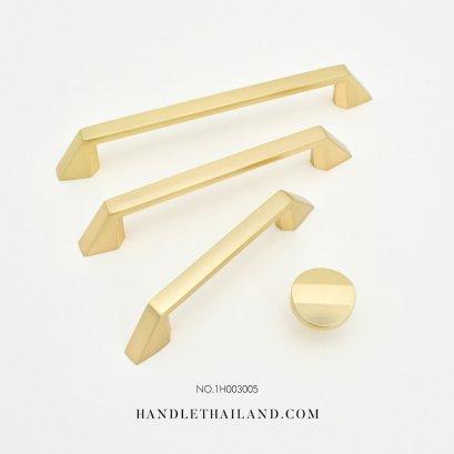 มือจับสีทอง