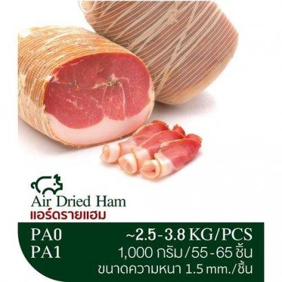 Air dried ham ( Belucky )