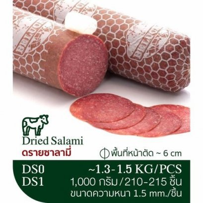 Dried salami ( Belucky )