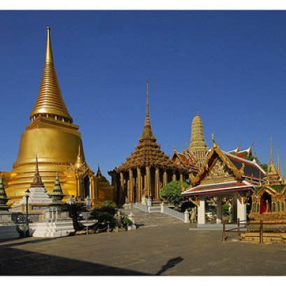 The Grand Palace+Temples+Canal Tour