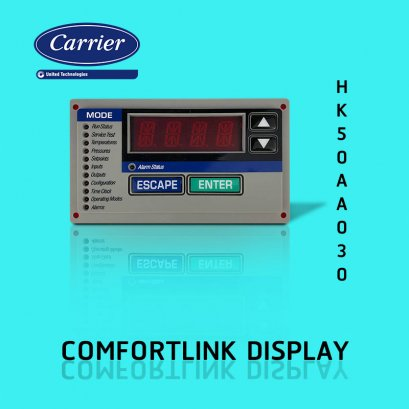 CARRIER,Comfort Link Display and Board