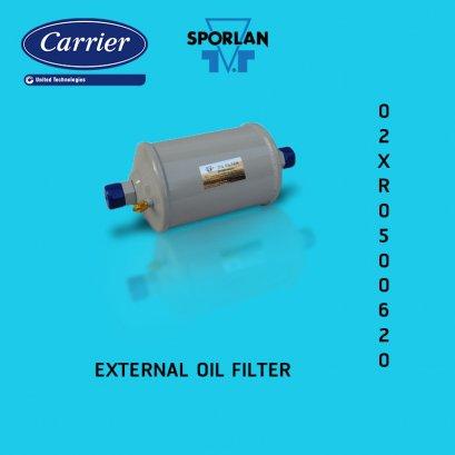Carrier External Oil