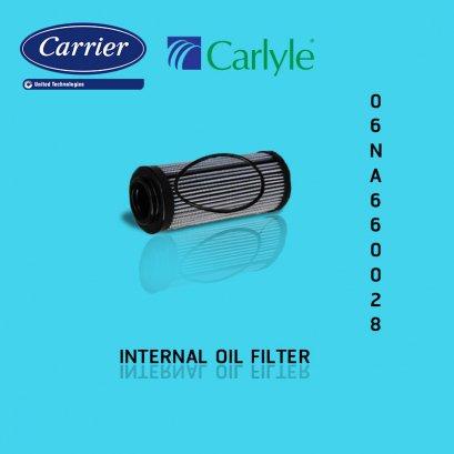 CARRIER Internal Oil Filter
