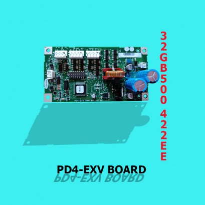 CARRIER BOARD PD4 EXV