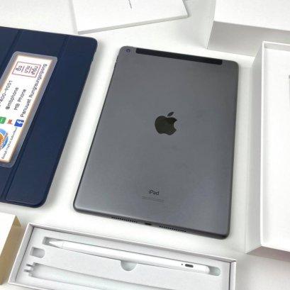 (ขาย) iPad 8 สีดำ 32GB Cellular เครื่องไทย 13,500