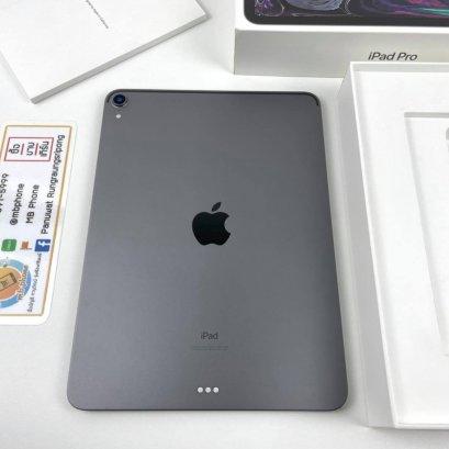 (ขาย) iPad Pro 11 (2018) สีดำ 64GB Wifi = 16,900