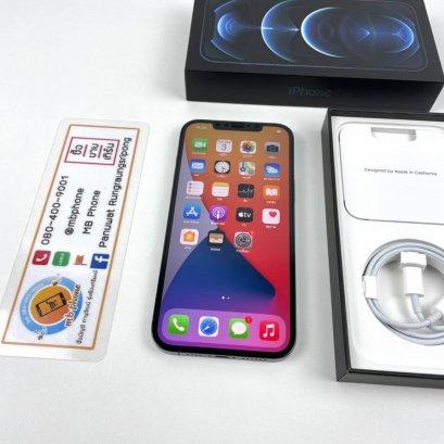 iPhone 12 Pro Max สี Blue 128GB เครื่องไทย 37,500