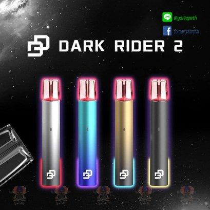 พอต บุหรี่ไฟฟ้า DD Pod Device Dark Rider 2 (ใช้ได้กับทุกหัว KS และ RELX ได้) [ แท้ ]