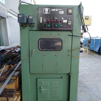 Plastic Deflasher (Used machine)