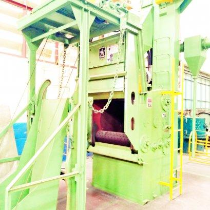 ショットブラスト中古機械