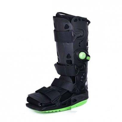 """เฝือกบูทลมสูญญากาศ (ยาว) กระดูกแตกหัก ข้อเท้า-กระดูกหน้าแข้ง Air Walking Boot 17"""""""