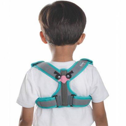 สายพยุง/ดัดไหล่ (เด็ก) Clavicle Brace with Velcro (Child)