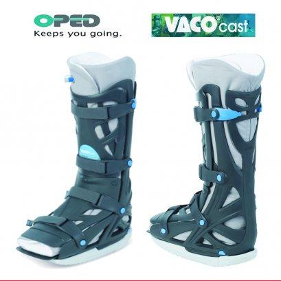 เฝือกบูทลมสุญญากาศ การแตกหักของกระดูกข้อเท้า/ส้นเท้า/ฝ่าเท้า (Air Boot_VACOcast)