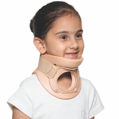 เฝือกพยุงคอท่อหลอดลม (เด็ก) Cervical Orthosis (Philadelphia)