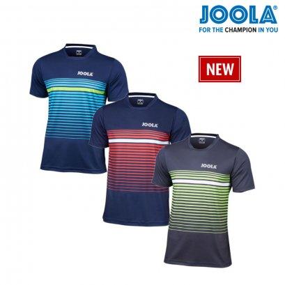 เสื้อรุ่น Stripes JOOLA ที่ได้รับมาตรฐาน