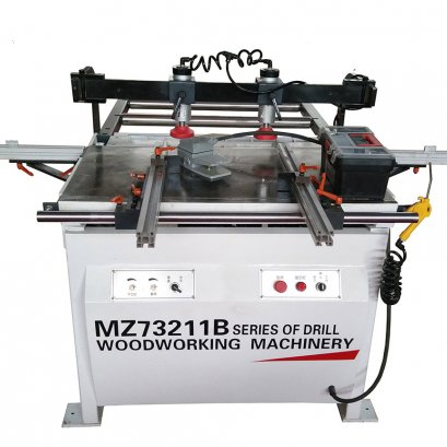 SINGLE RAW MULTI-SPINDLE DRILLING MACHINE