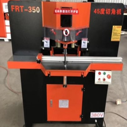 45 DEGREE CUTTING MACHINE