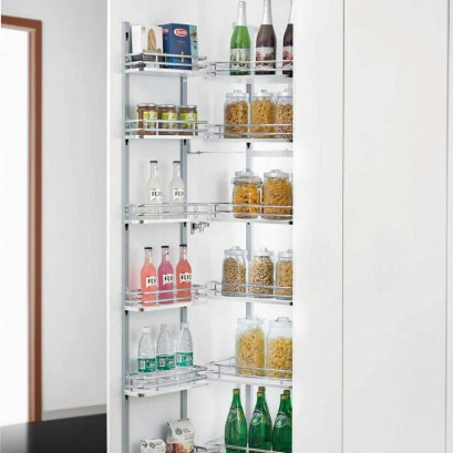 Deluxe Larder Unit Oval Wire