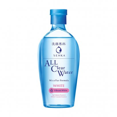 SENKA A.L.L. Clear Water Micellar White 230ml.