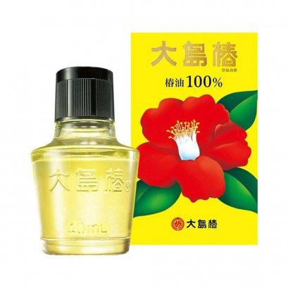 Oshima Tsubaki Camellia Hair Care Oil 40ml.
