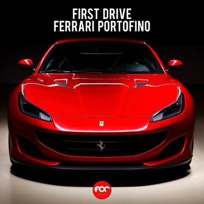 Test Drive Ferrari Portofino | FOC Drive