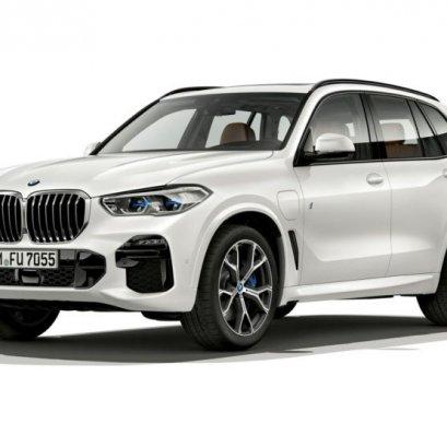 The New BMW X5 XDrive45e iPerformance