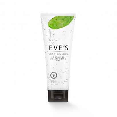 ALOE CACTUS SOOTHING & MOISTURIZING GEL