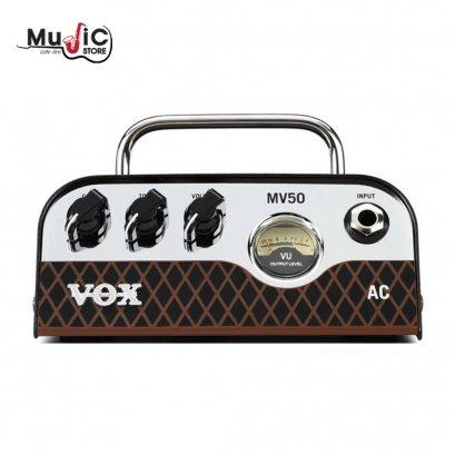 หัวแอมป์กีต้าร์ Vox MV50 AC