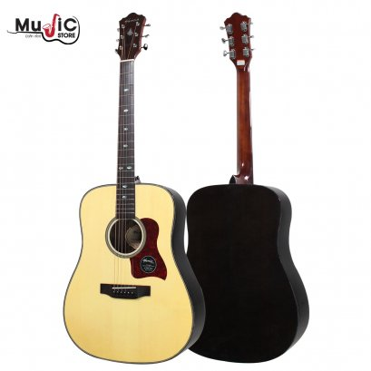 Mantic AG650S Acoustic Guitar ( Solid Top )