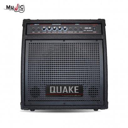 แอมป์เบส Quake GB60