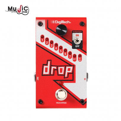 Digitech Drop Polyphonic Drop Tune Effects Pedal