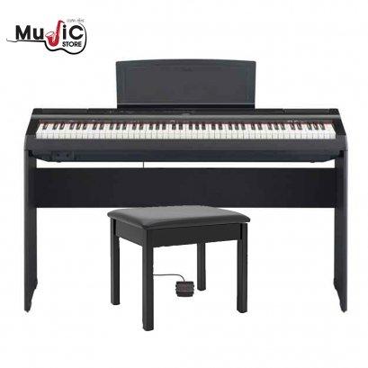 เปียโนไฟฟ้า Yamaha P-125B Digital Piano