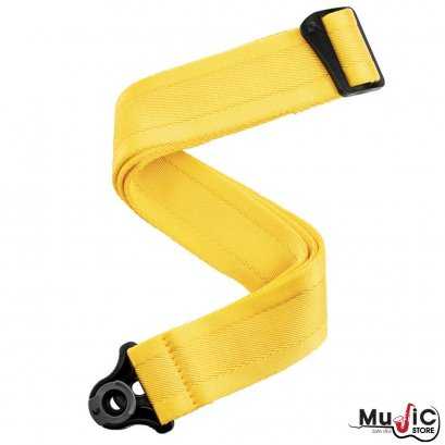 Planet Waves Auto Lock Guitar Strap (Mellow Yellow)