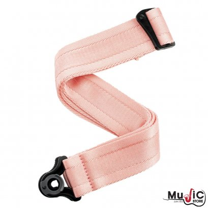 Planet Waves Auto Lock Guitar Strap (New Rose)